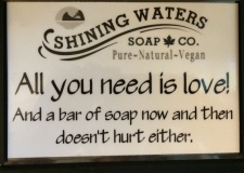 Shining Waters Soap Co.